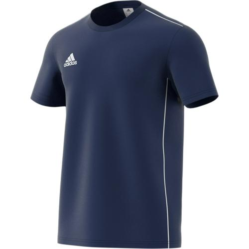 Tee-shirt Top Core 18 Marine adidas