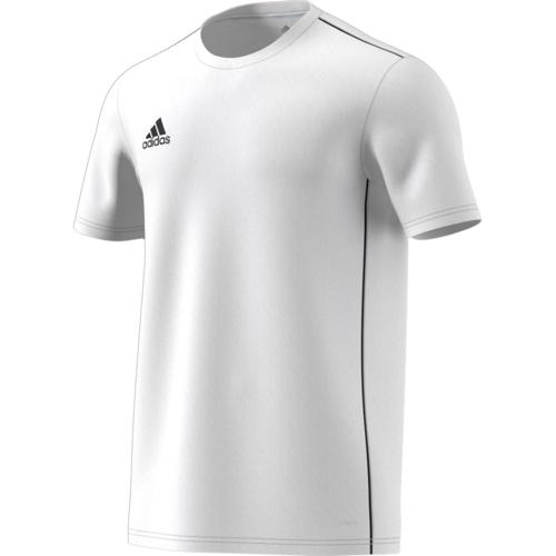 Tee-shirt Training PES Core 18 Blanc adidas