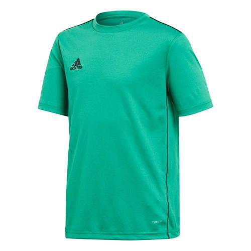Tee-shirt Training PES Core 18 Enfant Vert adidas