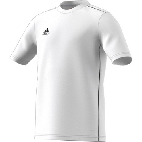 Tee-shirt Training PES Core 18 Enfant Blanc adidas