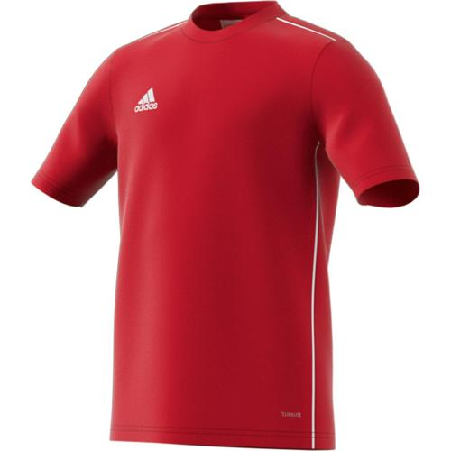 Tee-shirt Training PES Core 18 Enfant Rouge adidas