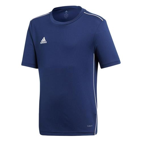Tee-shirt Training PES Core 18 Enfant Marine adidas