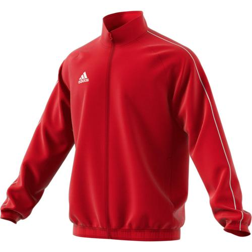 Veste TC Core 18 Rouge adidas