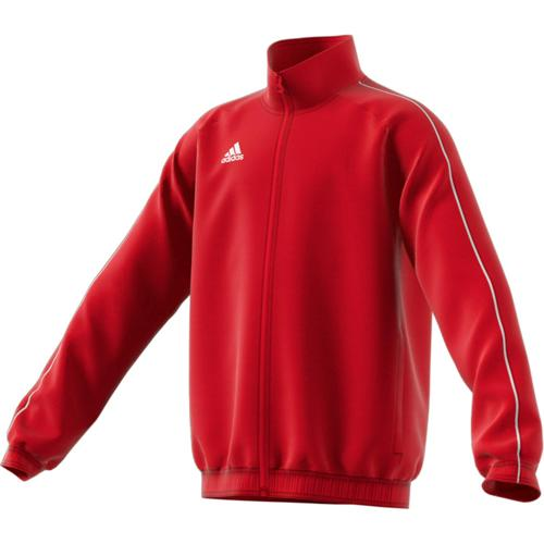 Veste TC Core 18 Enfant Rouge adidas