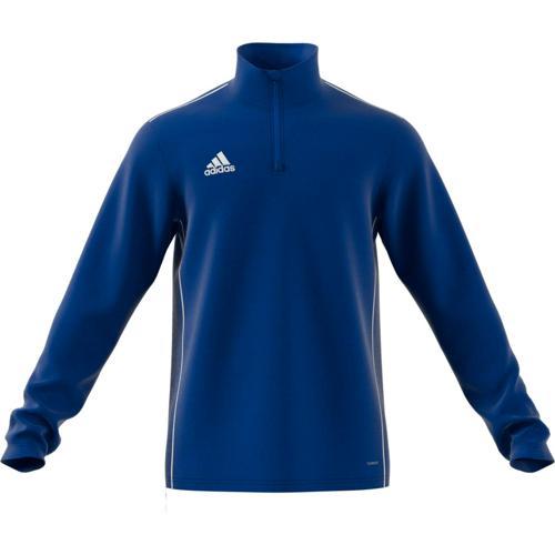 Sweat 1/2 zip Training Core 18 Royal adidas