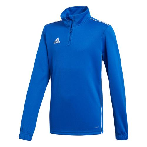Sweat 1/2 zip Training Core 18 Enfant Royal adidas