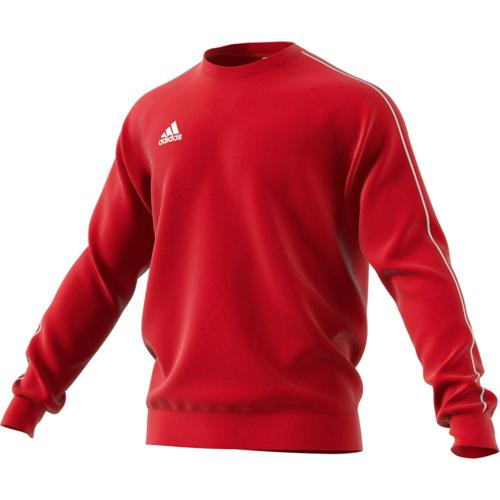 Sweat Top Core 18 Rouge adidas