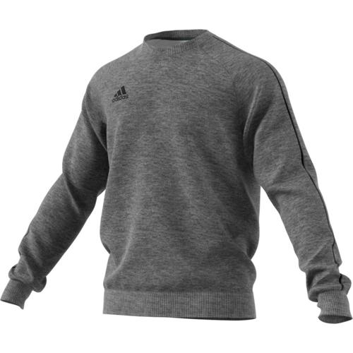 Sweat Top Core 18 Gris adidas