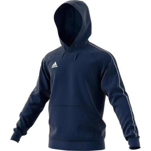 Sweat Capuche Core 18 Marine adidas