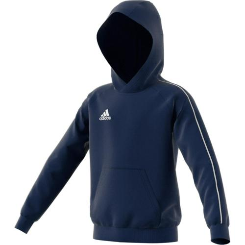 Sweat Capuche Core 18 Enfant Marine adidas