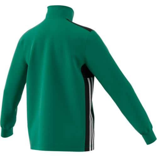 Veste PES Regista 18 Enfant Vert/Noir/Blanc adidas