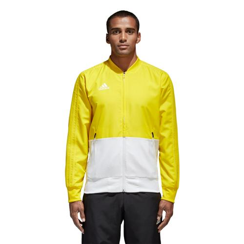 adidas veste jaune