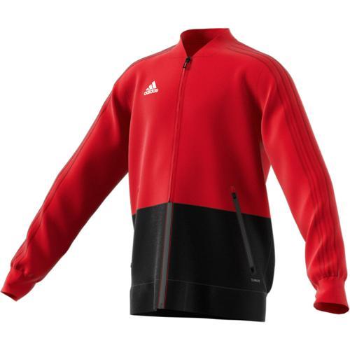 Veste TC Condivo 18 Enfant Rouge/Noir adidas