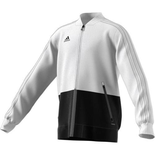 Veste TC Condivo 18 Enfant Blanc/Noir adidas