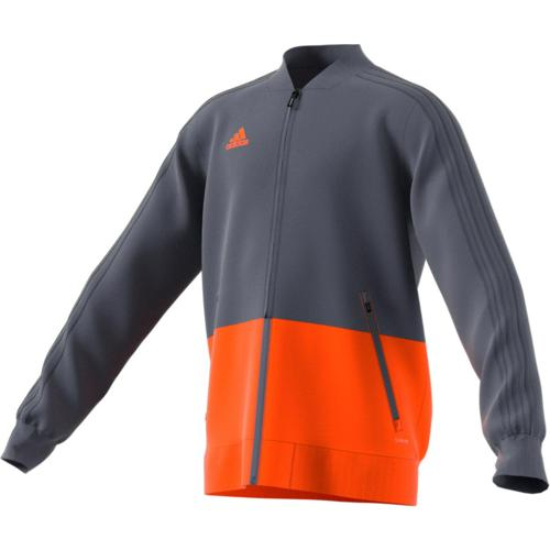 Veste TC Condivo 18 Enfant Gris Onix/Orange adidas