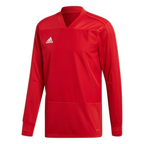 Sweat Training Top Condivo 18 Rouge adidas