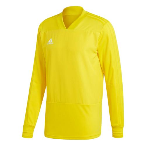 Sweat Training Top Condivo 18 Jaune adidas