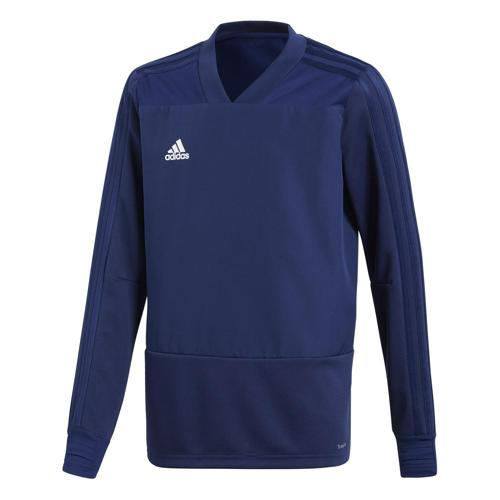 Sweat Training Top Condivo 18 Enfant Marine adidas