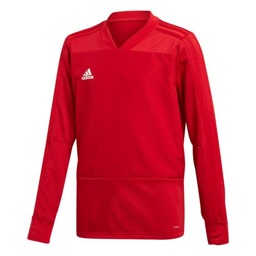 Sweat Training Top Condivo 18 Enfant Rouge adidas
