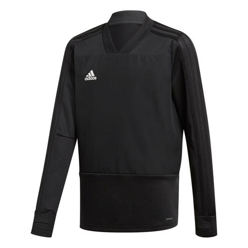 Sweat Training Top Condivo 18 Enfant Noir adidas