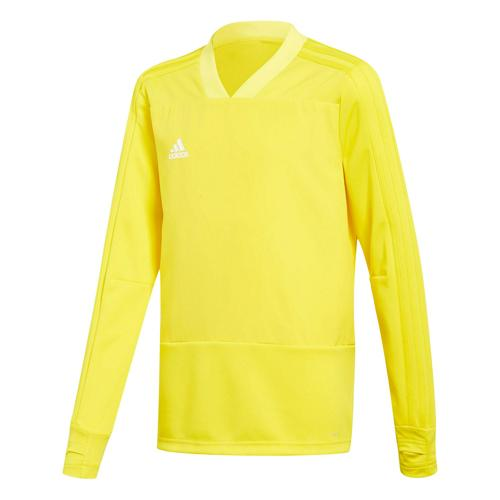 Sweat Training Top Condivo 18 Enfant Jaune adidas