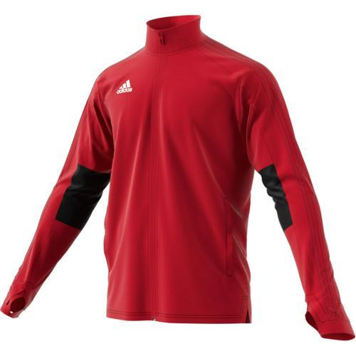 Veste Training Condivo 18 Rouge/Noir adidas
