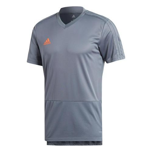 Tee-Shirt Training PES Condivo 18 Gris Onix adidas