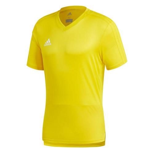 Tee-Shirt Training PES Condivo 18 Jaune adidas