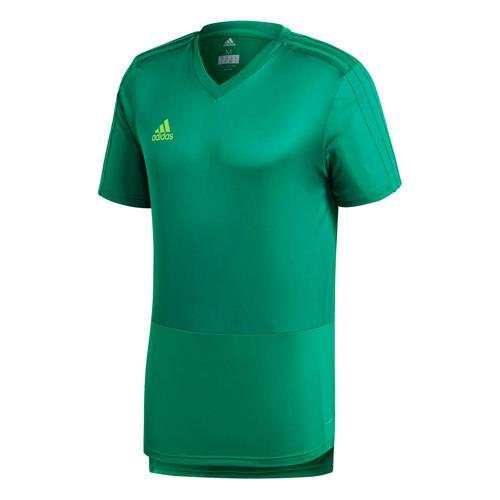 Tee-Shirt Training PES Condivo 18 Vert adidas