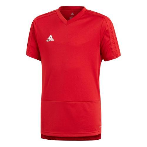 Tee-shirt Training PES Condivo 18 Enfant Rouge adidas