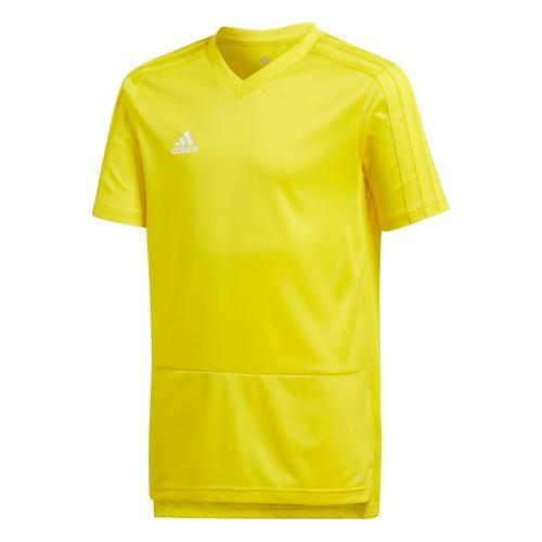 Tee-shirt Training PES Condivo 18 Enfant Jaune adidas