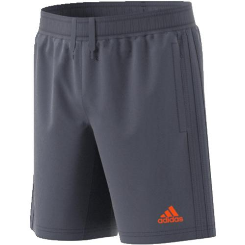 Short Training Condivo 18 Enfant Gris Onix adidas