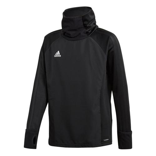 Sweat Warm Top Condivo 18 Enfant Noir adidas