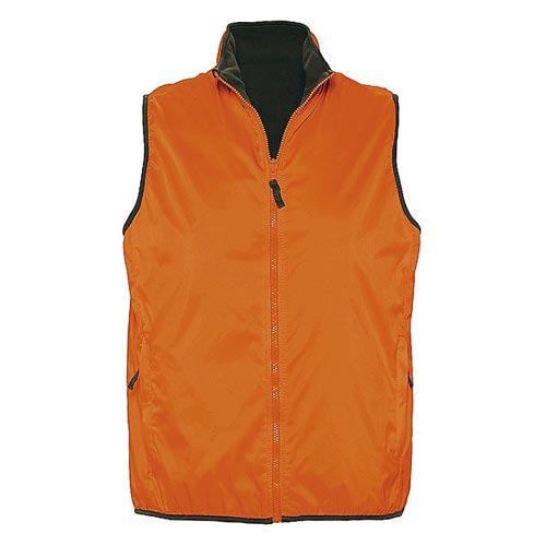 Bodywarmer réversible Casal Sport Orange