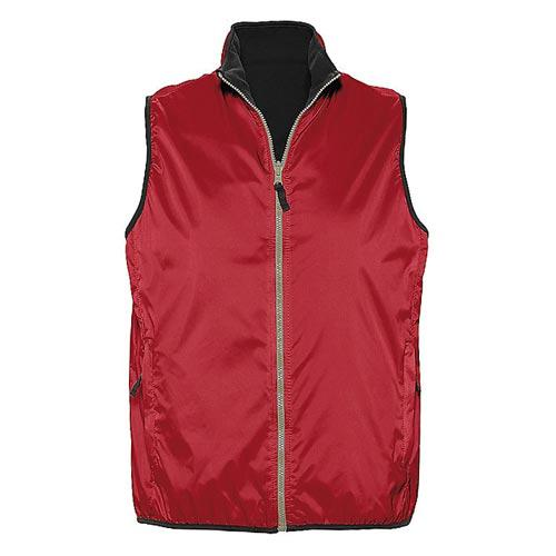 Bodywarmer réversible Casal Sport Rouge