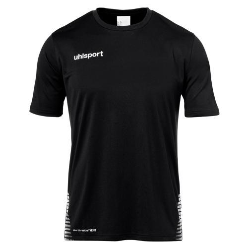 Tee-shirt Score Uhlsport PES Noir/Blanc