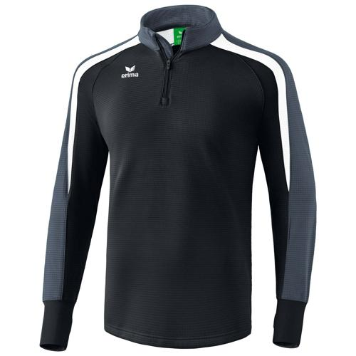 Sweat 1/2 zip Erima Liga 2.0 Noir/Blanc
