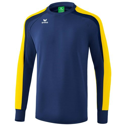 Sweat Erima Top 2.0 Liga Marine/Jaune/Marine