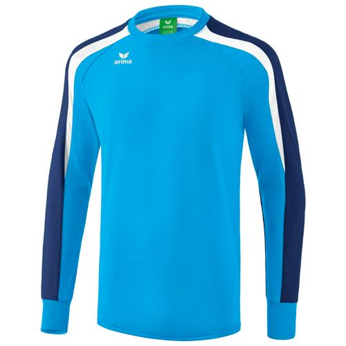 Sweat Erima Top 2.0 Liga Ciel/Blanc/Marine