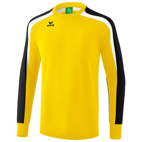 Sweat Erima Top 2.0 Liga Jaune/Blanc/Noir
