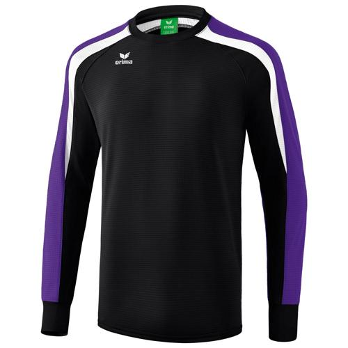 Sweat Erima Top 2.0 Liga Noir/Blanc/Violet