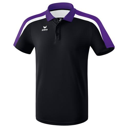 Polo PES Erima Liga 2.0 Noir/Blanc