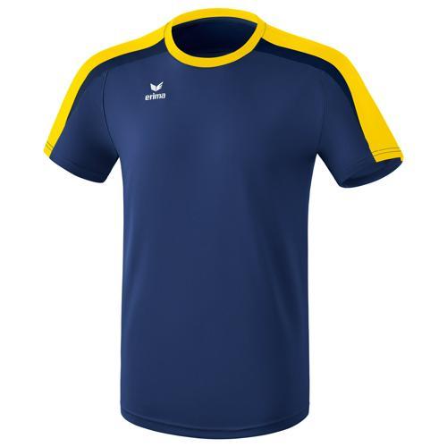Tee-shirt PES Erima Liga 2.0 Marine/Jaune