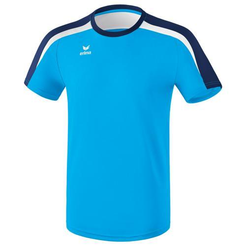 Tee-shirt PES Erima Liga 2.0 Ciel/Blanc