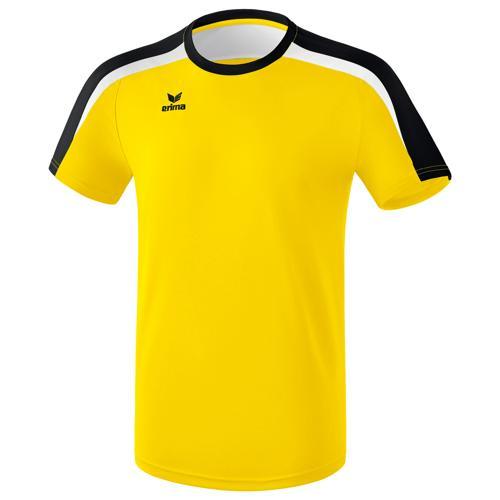Tee-shirt PES Erima Liga 2.0 Jaune/Blanc