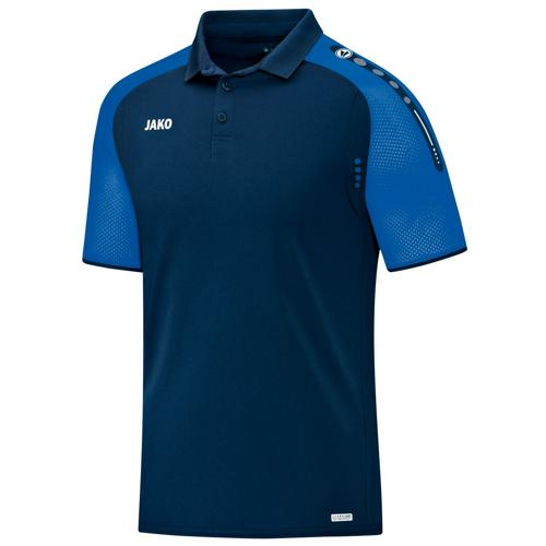 Polo Jako Champ Marine/Royal