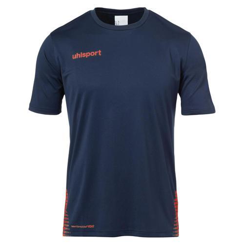 Tee-shirt Score Uhlsport PES Marine/Rouge