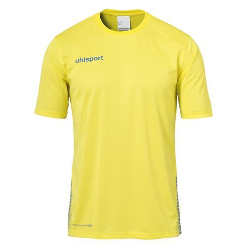 Tee-shirt Score Uhlsport PES Jaune/Royal