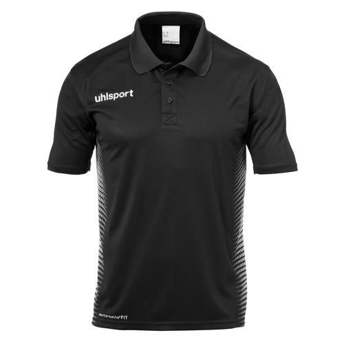 Polo Score Uhlsport PES Noir/Blanc