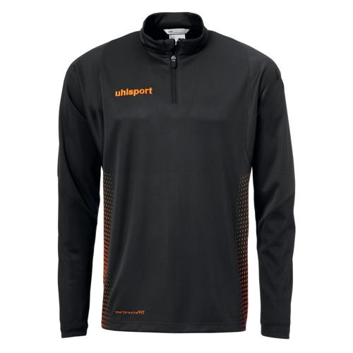 Sweat 1/2 zip Uhlsport Score Orange Fluo